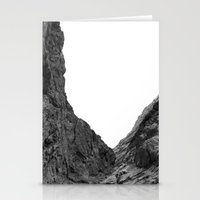 Valley Of The Forsaken Stationery Cards