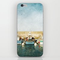 Houat #6 iPhone & iPod Skin