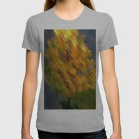 HERBST 2012. Womens Fitted Tee Athletic Grey SMALL