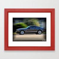 Cruising !!! Framed Art Print