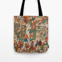 St-Lawrence Market Tote Bag