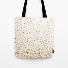 Ascending Dots (Ivory) Tote Bag