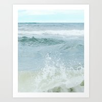 Salt Water for the Soul Art Print