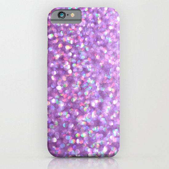 La La Lavender iPhone & iPod Case