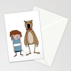 Pet Bear Stationery Cards