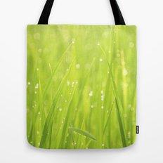 Morning Dew Tote Bag