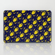 Owl Moon Starry Nights iPad Case