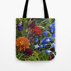 FLORAL DREAM of AUGUST Tote Bag