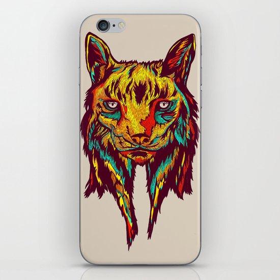 BE RARE* - Iberic Lince iPhone & iPod Skin