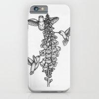 Humming (Stippling) iPhone 6 Slim Case