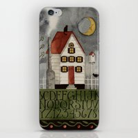 Moonlight Sampler iPhone & iPod Skin