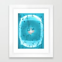 Urixqa Framed Art Print