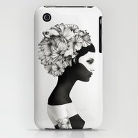 iPhone Cases featuring Marianna by Ruben Ireland