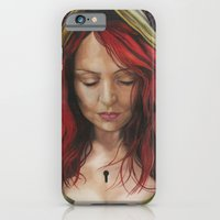 iPhone & iPod Case featuring Chastity V1 by the Joe Doe