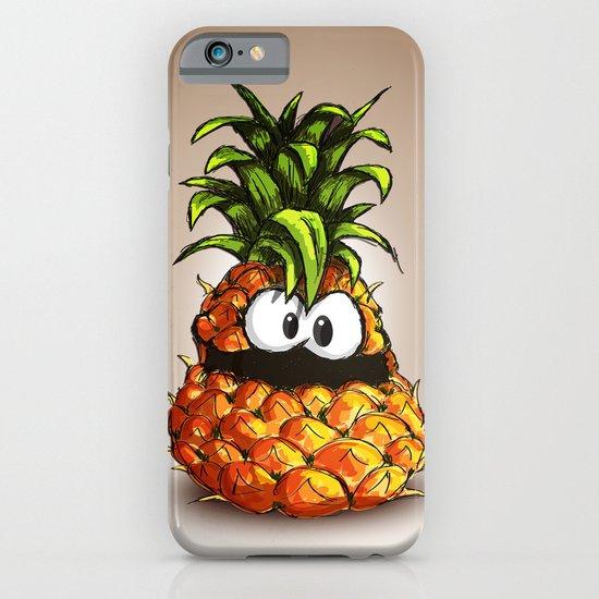 PINEAPPLE   ANANA iPhone & iPod Case
