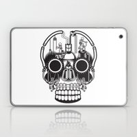 The daily grind Laptop & iPad Skin