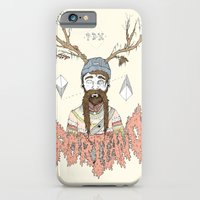 iPhone & iPod Case featuring PORTLAND I by Michael Todd Berland