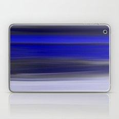 Dark Night Seascape Abst… Laptop & iPad Skin