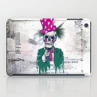 Skully Sam iPad Case