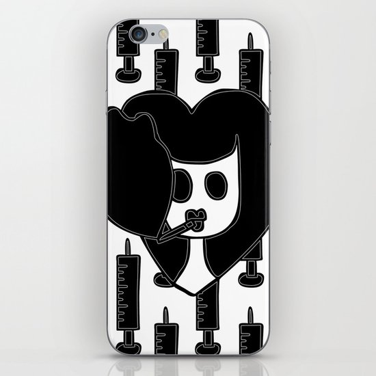 Pulp Fiction iPhone & iPod Skin