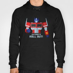 Autobots, Roll Out! (Opt… Hoody