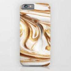 MARBLE CREAM iPhone 6 Slim Case