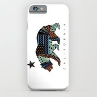 california iPhone & iPod Cases featuring California by TAM ♡