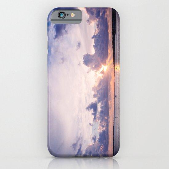 Purple Sunset iPhone & iPod Case