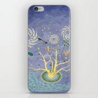 Nite Kites iPhone & iPod Skin