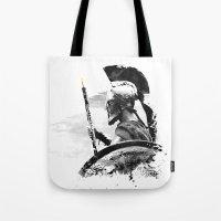 Oboe Warrior Tote Bag