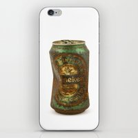 the mean streets iPhone & iPod Skin
