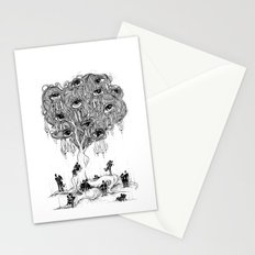 EscapeEyes Stationery Cards