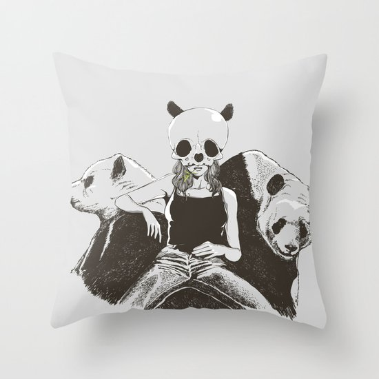 Love Love Lover Throw Pillow
