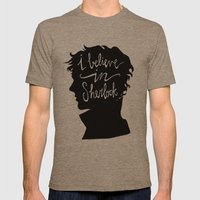 I believe  Mens Fitted Tee Tri-Coffee SMALL