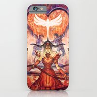 Twisted Lovers iPhone 6 Slim Case