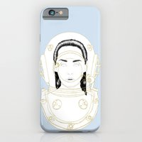 iPhone & iPod Case featuring Deep Sea by Susanah Grace