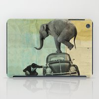 Looking For Tiny, Elepha… iPad Case