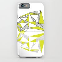 iPhone & iPod Case featuring Facets Reflect by Aimee MaCray