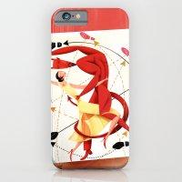 Valentine Dance Macabre Tango iPhone 6 Slim Case