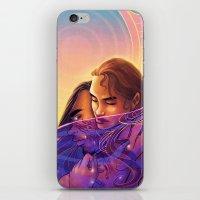 The Sun In My Sea Of Stars iPhone & iPod Skin