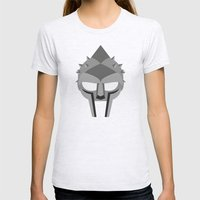 GLADIATOR Womens Fitted Tee Ash Grey SMALL
