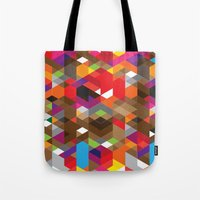 Life Like A Geometry Tote Bag
