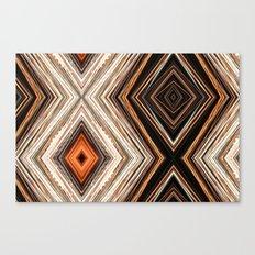 Light Patterns Canvas Print
