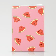Slice Of Life Watermelon Stationery Cards