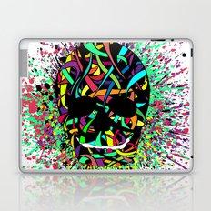 COLOUR SKULL  Laptop & iPad Skin