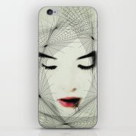 iPhone & iPod Skin featuring I Will Catch You by SEVENTRAPS