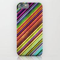 iPhone & iPod Case featuring Stripes II by Lulla