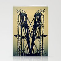 Industrial Machinery Stationery Cards