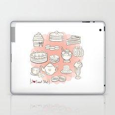 I {❤} SWEET STUFF Laptop & iPad Skin