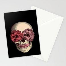 Flower Eyes Stationery Cards